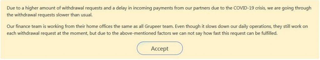 grupeer-scam-auszahlungsschwierigkeiten